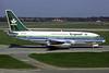 Saudia (Saudi Arabian Airlines) Boeing 737-268 HZ-AGC (msn 20576) HAM (Perry Hoppe). Image: 932588.