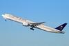 Saudia (Saudi Arabian Airlines) Boeing 777-368 ER HZ-AK21 (msn 41057) LAX (Michael B. Ing). Image: 929189.