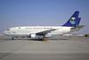 Saudi Arabian Airlines Boeing 737-268 HZ-AGR (msn 21653) JED. Image: 903600.