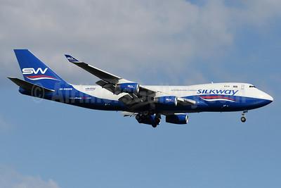 Silkway Azerbaijan Cargo Boeing 747-4R7F 4K-SW008 (msn 29732) JFK (Fred Freketic). Image: 933855.