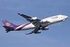 Thai Airways International Boeing 747-4D7 HS-TGG (msn 33771) BKK (Michael B. Ing). Image: 911255.