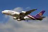 Thai Airways International Airbus A380-841 HS-TUB (msn 093) LHR (SPA). Image: 928407.