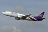 Thai Airways International Boeing 737-4D7 HS-TDD (msn 26611) BKK (Michael B. Ing). Image: 904544.