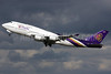 Thai Airways International Boeing 747-4D7 HS-TGA (msn 32369) LHR (Antony J. Best). Image: 901178.