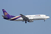 Thai Airways International Boeing 737-4D7 HS-TDK (msn 28701) BKK (Michael B. Ing). Image: 911254.