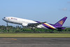 Thai Airways International Boeing 777-2D7 HS-TJA (msn 27726) DPS (Michael B. Ing). Image: 930989.