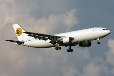 Uzbekistan Airways Airbus A300B4-622R (F) UK31004 (msn 717) BKK (Jens Polster). Image: 933868.