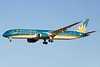 Vietnam Airlines Boeing 787-9 Dreamliner VN-A861 (msn 35151) LHR (Rob Skinkis). Image: 934609.