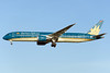 Vietnam Airlines Boeing 787-9 Dreamliner VN-A861 (msn 35151) LHR (Rob Skinkis). Image: 934608.