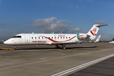 Afghan Jet International Bombardier CRJ200 (CL-600-2B19) YA-AJH (msn 7431) MST (Ton Jochems). Image: 939802.