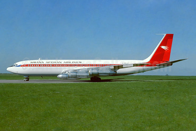 Leased from BMA on April 15, 1981