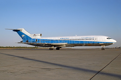Ariana Afghan Airlines Boeing 727-223 YA-FAM (msn 21088) SHJ (Ton Jochems). Image: 954175.