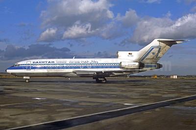 Bakhtar Afghan Airlines