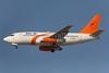 Kam Air Boeing 737-277 YA-GAB (msn 22650) DXB (Konstantin von Wedelstaedt). Image: 940749.