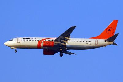 Kam Air Boeing 737-86N TC-AAB (msn 28620) DXB (Konstantin von Wedelstaedt). Image: 940750.