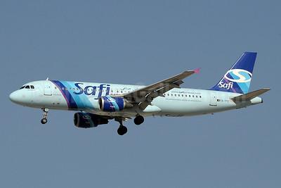 Safi Airways Airbus A320-212 YA-TTC (msn 671) DXB (Paul Denton). Image: 910922.