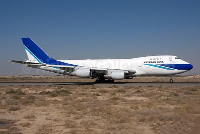 Veteran Avia Boeing 747-281B (F) EK-74723 (msn 23813) (NCA colors) SHJ (Michael Stappen). Image: 905864.