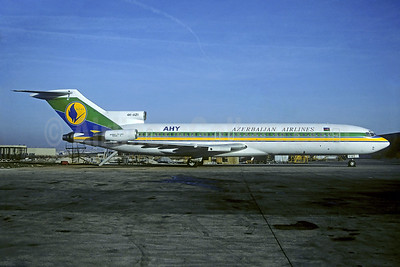 Azerbaijan Airlines-AZAL Boeing 727-235 4K-AZ1 (msn 19460) (Christian Volpati Collection). Image: 936752.