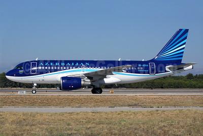 Azerbaijan Airlines Airbus A319-111 4K-AZ03 (msn 2516) AYT (Antony J. Best). Image: 939225.