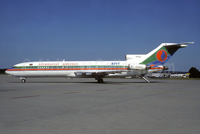 Azerbaijan Airlines-AZAL Boeing 727-235 4K-AZ2 (msn 19461) (Christian Volpati Collection). Image: 936753.