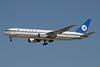 Azerbaijan Airlines-AZAL Boeing 767-32L ER 4K-AZ81 (msn 40343) DXB (Paul Denton). Image: 913754.