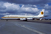 Azerbaijan Airlines-AZAL Boeing 707-341C N107BV (4K-AZ3) (msn 19321) CGN (Christian Volpati Collection). Image: 934230.