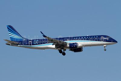 Azerbaijan Airlines Embraer ERJ 190-100 IGW 4K-AZ66 (msn 19000631) AYT (Andi Hiltl). Image: 934850.