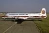 Azerbaijan Airlines-AZAL Canadair (Conroy) CL-44-O Guppy 4K-GUP (msn 16) SEN (Richard Vandervord). Image: 913756.