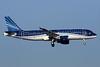 Azerbaijan Airlines Airbus A320-214 (ACJ) 4K-AI07 (msn 6285) LHR (Antony J. Best). Image: 936709.
