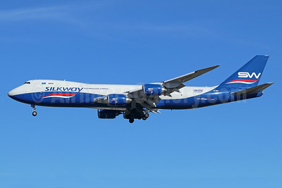 Silkway Azerbaijan Cargo (Silkway West Airlines) Boeing 747-83QF VQ-BBH (msn 62708) LAX (Michael B. Ing). Image: 940821.