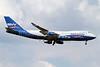 Silkway Azerbaijan Cargo Boeing 747-4R7F 4K-800 (msn 29729) SVO (OSDU). Image: 908145.