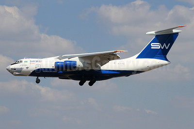 Silk Way Azerbaijan Cargo (Silk Way Airlines) Ilyushin Il-76TD-90SW 4K-AZ100 (msn 2073421708) FAB (SPA). Image: 942709.