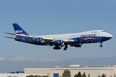 Silk Way takes delivery of its first two Boeing 747-800Fs
