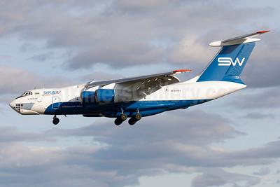 Silk Way Airlines Ilyushin Il-76TD-90VD 4K-AZ101 (msn 2073421716) ARN (Stefan Sjogren). Image: 947621.