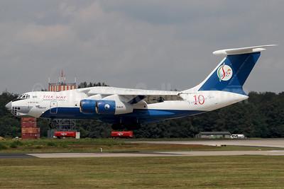 Silk Way Azerbaijan Cargo (Silk Way Airlines) Ilyushin Il-76TD-90VD 4K-AZ101 (msn 2073421716) CGN (Rainer Bexten). Image: 907600.