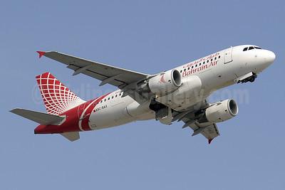 Bahrain Air Airbus A319-111 A9C-BAX (msn 2700) DXB (Paul Denton). Image: 911039.