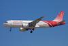 Bahrain Air Airbus A320-214 A9C-BAO (msn 4600) DXB (Ole Simon). Image: 912288.