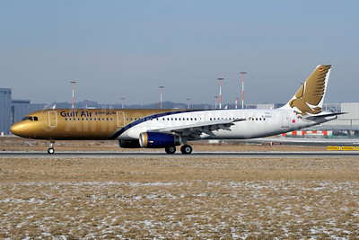 Gulf Air Airbus A321-231 D-AZAL (A9C-CA) (msn 5025) XFW (Gerd Beilfuss). Image: 907799.