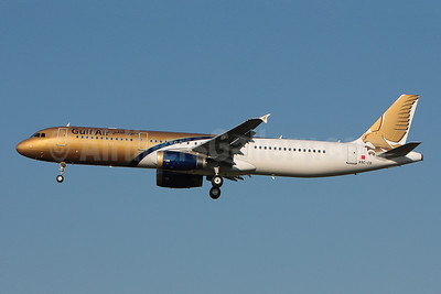 Gulf Air Airbus A321-231 A9C-CB (msn 5074) TLS (Olivier Gregoire). Image: 908360.