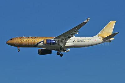 Gulf Air Airbus A330-243 A9C-KA (msn 276) BKK (Ken Petersen). Image: 909785.