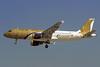 Gulf Air Airbus A320-214 A9C-AB (msn 4030) (Grand Prix 2011) DXB (Christian Volpati). Image: 909783.
