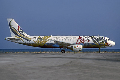 """2000 """"50th Anniversary"""" special art livery"""