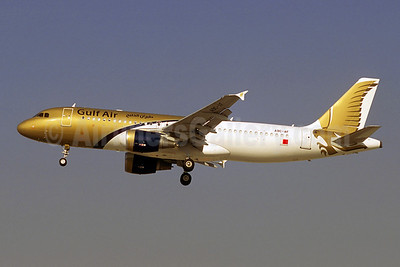 Gulf Air Airbus A320-214 A9C-AF (msn 4158) DXB (Christian Volpati). Image: 909784.