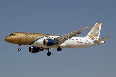 Gulf Air Airbus A320-212 A40-EL (msn 497) DXB (Ton Jochems). Image: 955020..