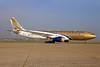 Gulf Air Airbus A330-243 A9C-KC (msn 286) (Grand Prix 2015) LHR. Image: 934749.