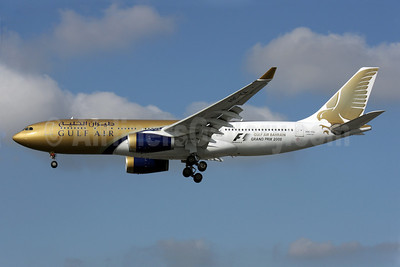 Gulf Air Airbus A330-243 A9C-KA (msn 276) LHR (Antony J. Best). Image: 902114.