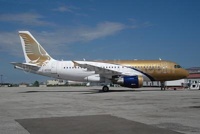 Gulf Air Airbus A319-112 C-GTDS (A9C-EV) (msn 1901) YYZ (TMK Photography). Image: 900360.