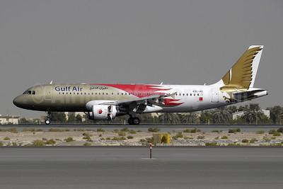 Gulf Air Airbus A320-214 A9C-AD (msn 4083) (Bahrain Air Show 2010) DXB (Paul Denton). Image: 904172.
