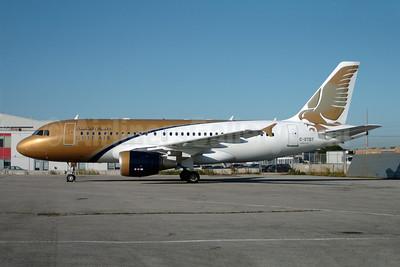Gulf Air Airbus A319-112 C-GTDT (A9C-EU) (msn 1884) YYZ (TMK Photography). Image: 900781.