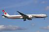 Biman Bangladesh Airlines Boeing 777-3E9 ER S2-AFO (msn 40122) LHR (Michael B. Ing). Image: 911463.